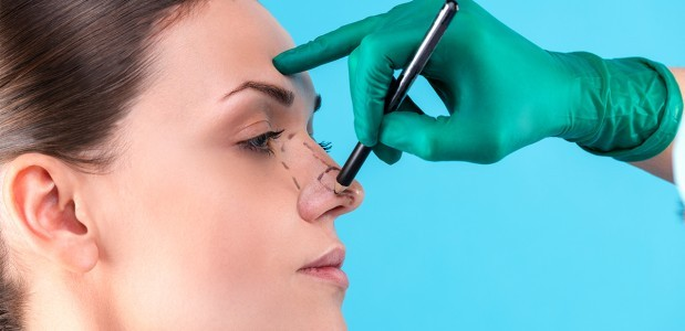 Rynoplastyka - usunięcie wady bądź zniekształcenia nosa
